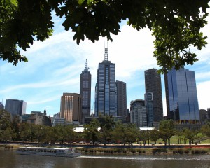 Australia, Through The Trees